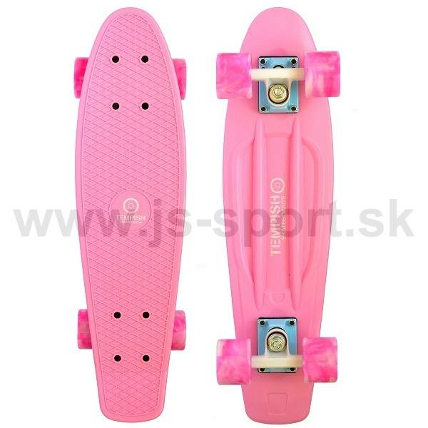 Skateboard BUFFY Sweet - pink